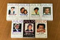 Domestic Edition Cassette Tape Julio Iglesias Set Of Bottle