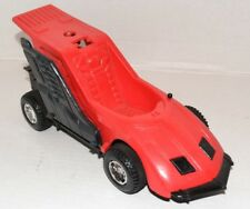 Vintage ZAP POWER FORCE Red Car / Vehicle For parts or Repair ZIMA