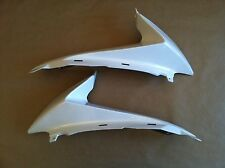 2008-2010 GSXR600 GSXR750 Upper Side Nose Air Duct Cover Trim Panel Fairing Cowl