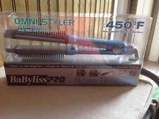 "BaBylissPRO!BaByliss Nano Titanium 1¼"" OMNI STYLER/Straightener+Curling Iron"