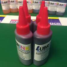 4X100ml MAGENTA Refill Ink Bottles Fits HP Deskjet Photosmart Officejet Printer