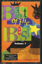 Half Pint, Jr Reid, U Roy - Best Of The Best Vol. 1 (Cassette Tape) *BRAND NEW*