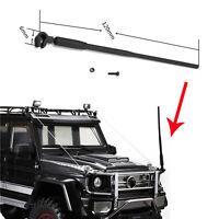 Front Bar Antenna Für 1/10 Axial TRX-6 G63 6x6 SCX10 90046 TRX-4 G500 4x4 RC4WD
