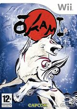 Okami For PAL Wii (New & Sealed)