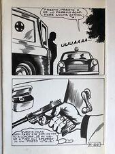***MAGNUS - Tavola originale di KRIMINAL!!!***