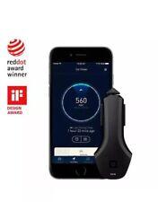 Zus Smart Car Finder & Dual USB Car Charger