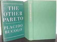 Other Vilfredo PARETO Placido Bucolo 1st PHILOSOPHY Economist SOCIALIST Fascism