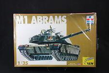 YC007 ESCI 1/35 maquette tank char 5020 M1 Abrams