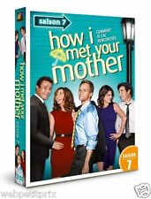 How I Met Your Mother    L' INTÉGRAL DE LA SAISON 7 DVD VF