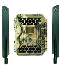 4Glte Cellular Trail Camera Snyper - Commander 4Glte / Any Phone / Gps Tracking