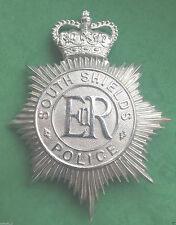 Police Helmet Plate
