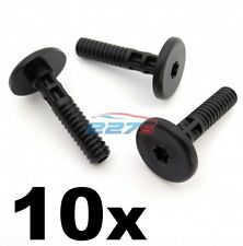 10x BMW Side Skirt & Sill Moulding Trim Plastic Securing Bolt / Pin- Torx Head