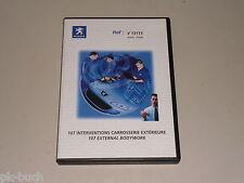 Workshop Manual/Schulungsfilm DVD Peugeot 107 Body Outside