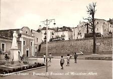 ISCHITELLA ( Foggia )  -  Piazzetta S. Francesco col Miracoloso Albero