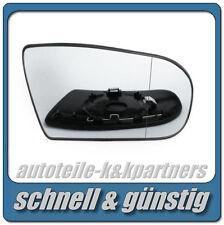 spiegelglas für MERCEDES C-Klasse W203 Limousine 00-07 rechts asph beheizbar