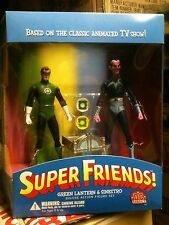 SUPER FRIENDS ! : GREEN LANTERN & SINESTRO FIGURE BOX SET