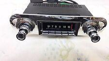 Radio & Fascia suit LHD 59 & 60 Chev Impala, etc. Built-in Bluetooth 300Watt.