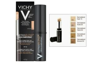 Vichy Dermablend SOS Corrective Concealer Cover STICK  4.3g ~ Various Shades