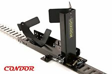 CONDOR SC1500 and Etrack Adapter Combo - Motorcycle Wheel Chock