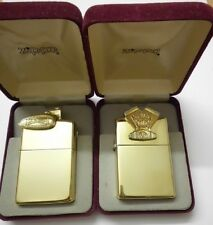 ZIPPO accendino HARLEY DAVIDSON TANK + SELLA emblema brass polished
