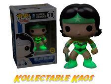 Green Lantern - White Lantern Wonder Woman Glow in the Dark Pop! Vinyl