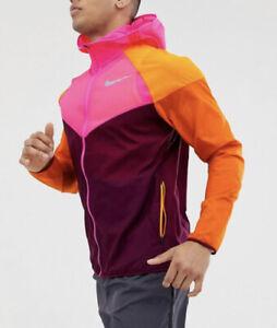 Nike Men's Windrunner Running Jacket Size Large L AR0257
