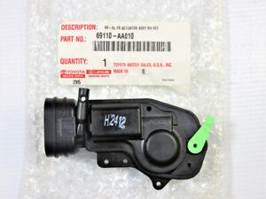 TOYOTA OEM Front Door-Control Rod Snap 69759AC010