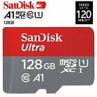 SanDisk SDSQUA4-128G-GN6MA Ultra Micro SDHC Speicherkarte Memorycard mit Adapter