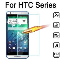 Tempered Glass Screen Protector Protective Film For HTC Desire 628 728 820 Case