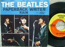 The Beatles - Paperback Writer / Rain  - USA 45 + Picture sleeve