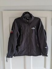 Men's The North Face Summit Series Black Windstopper Jacket Size Small