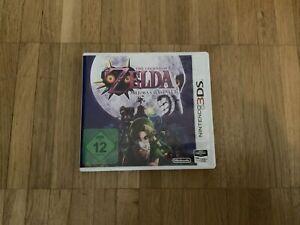 The Legend of Zelda: Majora's Mask 3D (Nintendo 3DS, 2015, Keep Case)