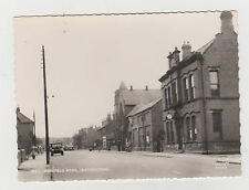 WAKEFIELD ROAD., FEATHERSTONE..OLD REAL PHOTO POSTCARD.