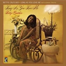 Long as You Love Me 0029667050920 by Bettye Crutcher CD
