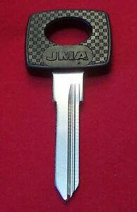 MB18P MERCEDES BENZ Master Key Blank 1969-1979 250 280 350 450 SL SEL SE SEL SEC