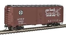 Walthers Ho Scale 40' Aar 1944 Boxcar Atchison Topeka Santa Fe/Atsf #139170