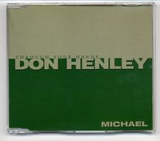 Don Henley CD Through Your Hands - 1-track promo - eagles related
