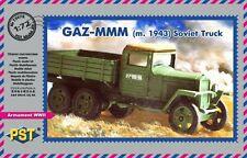 PST 1/72 GAZ-MMM m.1943 Soviet Truck # 72078