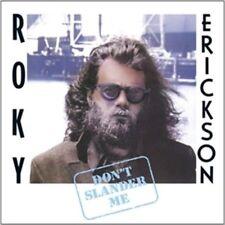 Don't Slander Me by Roky Erickson (Vinyl, Sep-2013, Light in the Attic Records)