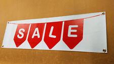 SALE SIGN PVC BANNER FULL COLOUR VINYL BANNERS SHOP WINDOW RETAIL SALE DISPLAY