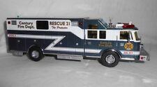 Code 3 Code 3 Millennium Series Pierce Heavy Rescue Century FD Rescue 21
