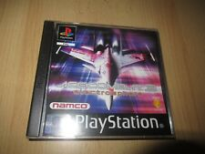 Ace Combat 3 Electrosphere for Sony Playstation 1 PS1 MINT COLLECTORS  ps1 pal