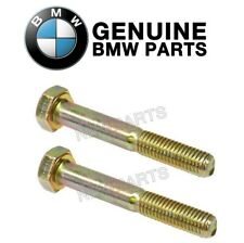 For BMW Set of 2 Hex Head Bolts 8 X 55 mm (13 mm Hex) - Partially Thread Genuine