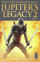 Jupiter's Legacy 2 Comic Issue 1 Limited Liefeld Variant Modern Age First Print