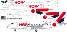 Hop for Air France Embraer ERJ 170 1/144 airliner decals for Hasegawa kit