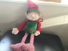 Card Factory 20 Inch Christmass Elf Excellent Condition