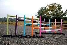 5 Pairs of training stands, poles, cups by BristolShowJumps KEYHOLE TRACKS (36A)