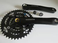 Shimano Acera FC-M361 22/32/42T Chainset Crank 170mm Triple MTB Mountain bike