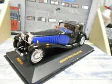 BUGATTI Type 41 Royale 1928 Oldtimer Museum blau schwarz IXO Sonderpreis 1:43