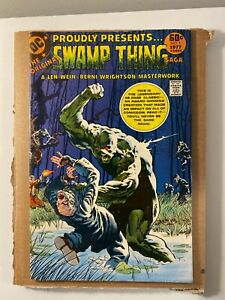 DC Special Series #2 Feat. Swamp Thing Berni Wrightson Art! I Combine Shipping!